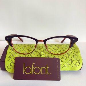 Lafont Eye Glass
